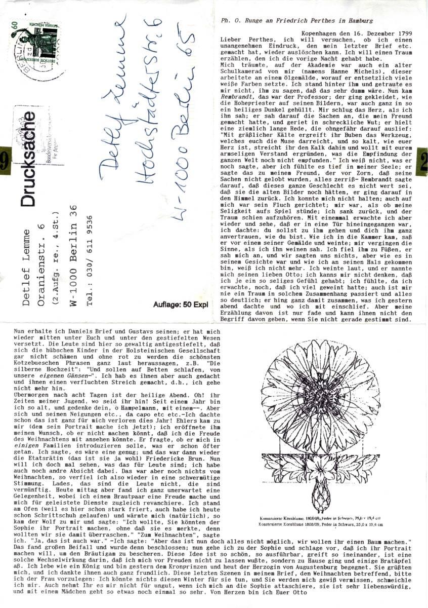Runge Briefe 06
