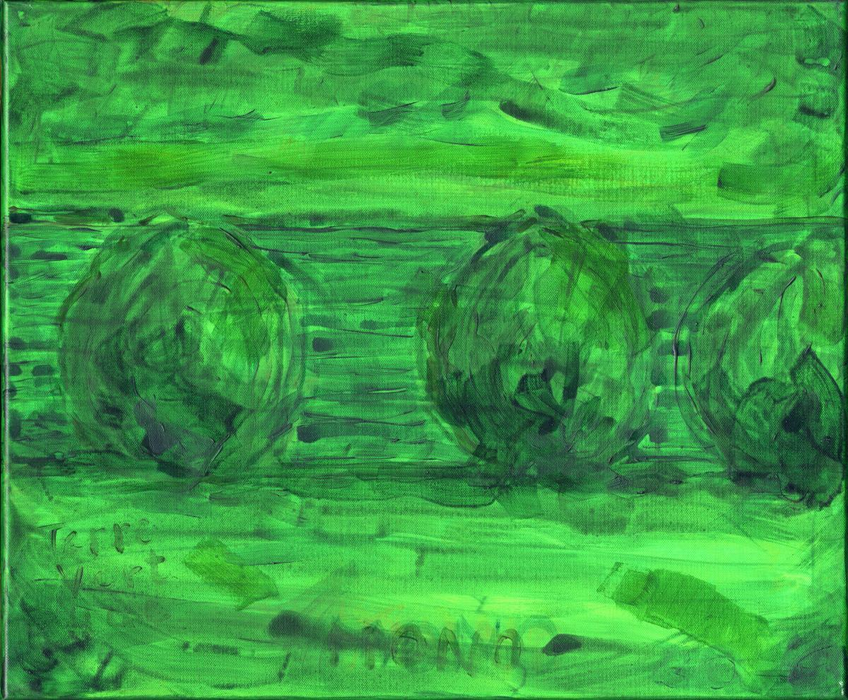 Mono 200326 Maerz Terre Verte Hue