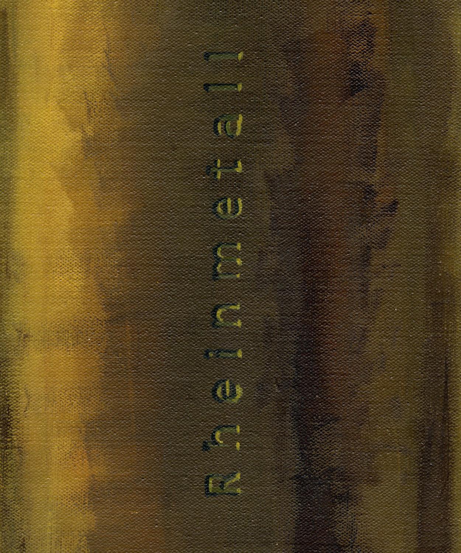 Patrone gelb (Detail)